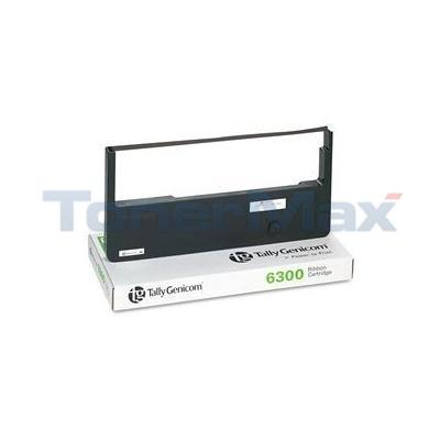 TALLY T6306/T6312 RIBBON CARTRIDGE BLACK